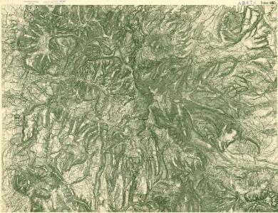 III. vojenské mapování 4467/1