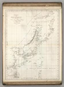 Discoveries made in 1787 In the Seas of China and Tartary between Manilla and Avateha.