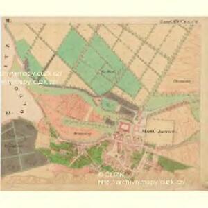 Joslowitz - m1044-1-004 - Kaiserpflichtexemplar der Landkarten des stabilen Katasters