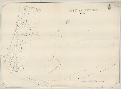 City of Sydney, Sheet Z2, 1891