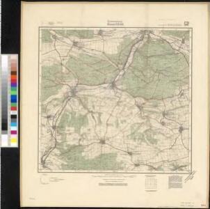 Meßtischblatt 2997 : Kranichfeld, [nach 1945]