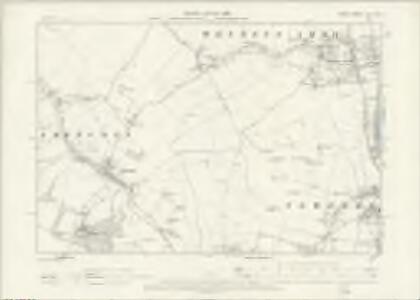 Essex VIII.SE - OS Six-Inch Map