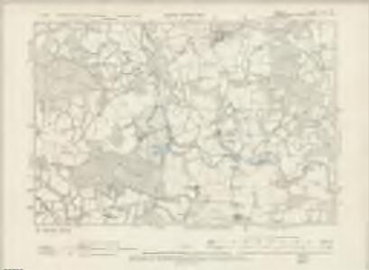 Surrey XLVI.SW - OS Six-Inch Map