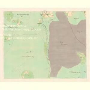 Lomna (Lomno) - m0508-1-014 - Kaiserpflichtexemplar der Landkarten des stabilen Katasters