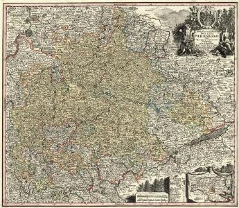 Nova et accuratißima Ducatus Wurtenbergici