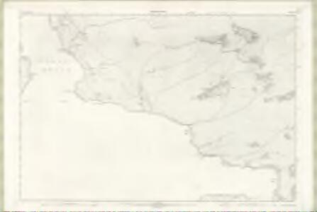 Ross and Cromarty Sheet VII - OS 6 Inch map