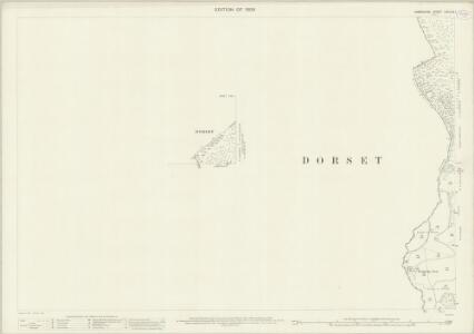 Hampshire and Isle of Wight LXX.5 & 1 (includes: Harbridge and Ibsley; Horton; St Leonards and St Ives; Verwood) - 25 Inch Map