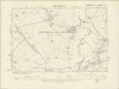 Staffordshire LXVI.NE - OS Six-Inch Map