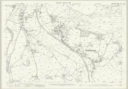 Devon CV.12 (includes: Tavistock Hamlets; Tavistock; Whitchurch) - 25 Inch Map