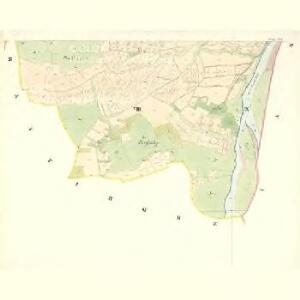 Przno - m2441-1-006 - Kaiserpflichtexemplar der Landkarten des stabilen Katasters