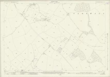Hertfordshire VIII.13 (includes: Clothall; Weston) - 25 Inch Map