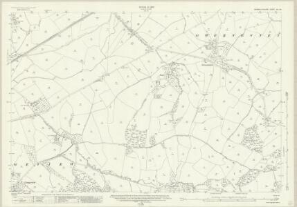Monmouthshire XIX.16 (includes: Gwehelog Fawr; Llan Gwm; Llantrisaint Fawr) - 25 Inch Map