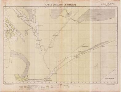 Lambert-Cholesky sheet 6051 (Lacul Solunțul)