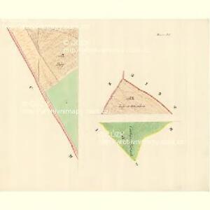 Howoran - m0869-1-012 - Kaiserpflichtexemplar der Landkarten des stabilen Katasters
