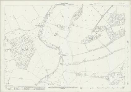 Surrey XXXIX.14 (includes: Alfold; Cranleigh) - 25 Inch Map