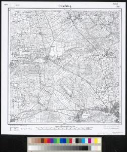 Meßtischblatt 1623 : Owschlag, 1921