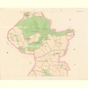Paulusbrunn - c5672-1-004 - Kaiserpflichtexemplar der Landkarten des stabilen Katasters