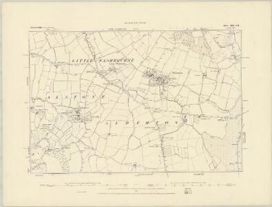 Gloucestershire XII.NE - OS Six-Inch Map