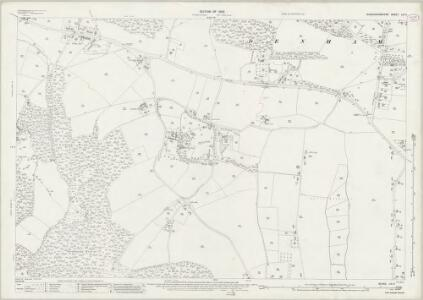 Buckinghamshire LIII.4 (includes: Denham) - 25 Inch Map