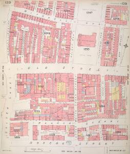Insurance Plan of London Vol. VI: sheet 139