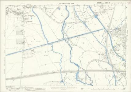 Middlesex XIV.11 (includes: Iver; Uxbridge; Yiewsley and West Drayton) - 25 Inch Map