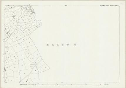 Isle of Man XVI.3 - 25 Inch Map