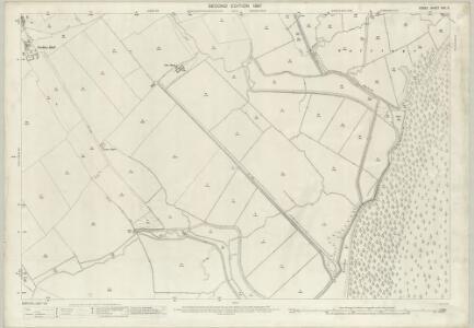 Essex (1st Ed/Rev 1862-96) XXX.2 (includes: Harwich; Little Oakley; Ramsey) - 25 Inch Map