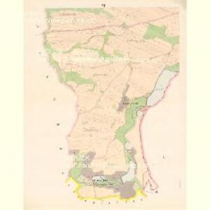 Potschatek - c5868-1-006 - Kaiserpflichtexemplar der Landkarten des stabilen Katasters