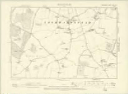 Berkshire XXVI.SE - OS Six-Inch Map