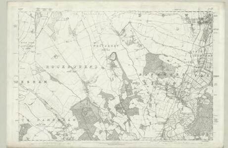Hampshire & Isle of Wight LIV - OS Six-Inch Map