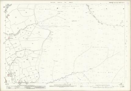 Yorkshire XLVIII.11 (includes: Sedbergh) - 25 Inch Map