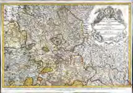 Le pays Messin, partie du temporel de l'evesché de Metz et partie du balliage allemand, dans le duché de Lorraine