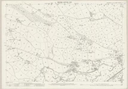 Yorkshire CCLXXIII.14 (includes: Dunford; Gunthwaite And Ingbirchworth; Penistone) - 25 Inch Map
