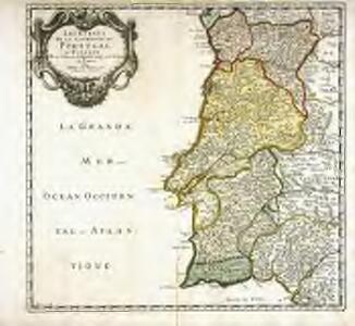 Les estats de la couronne de Portugal en Espagne
