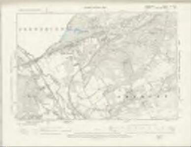 Hampshire & Isle of Wight XIII.NW - OS Six-Inch Map