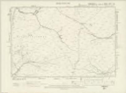 Cumberland XXXIII.SW - OS Six-Inch Map