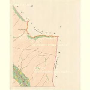 Klantendorf (Kuganow) - m1417-1-004 - Kaiserpflichtexemplar der Landkarten des stabilen Katasters