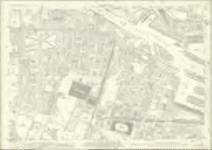 Lanarkshire, Sheet  006.09 - 25 Inch Map
