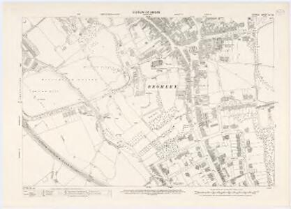 London XVI.53 - OS London Town Plan