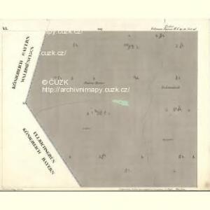 Vollmau Unter - c1279-1-006 - Kaiserpflichtexemplar der Landkarten des stabilen Katasters