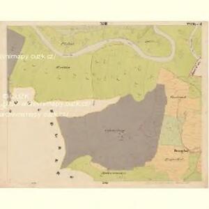 Pernek - c5699-1-013 - Kaiserpflichtexemplar der Landkarten des stabilen Katasters
