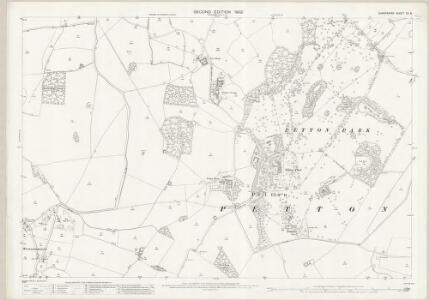 Shropshire XX.8 (includes: Baschurch; Cockshutt; Petton) - 25 Inch Map