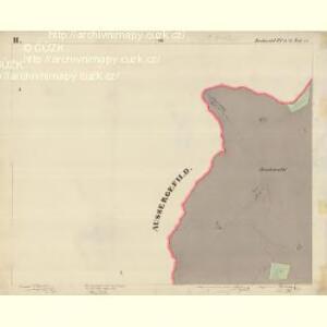 Buchwald - c0626-1-003 - Kaiserpflichtexemplar der Landkarten des stabilen Katasters