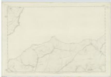 Ayrshire, Sheet XXV - OS 6 Inch map