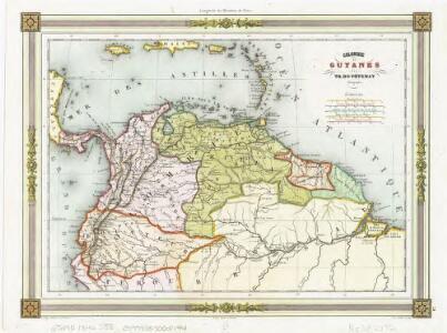 Colombie et Guyanes