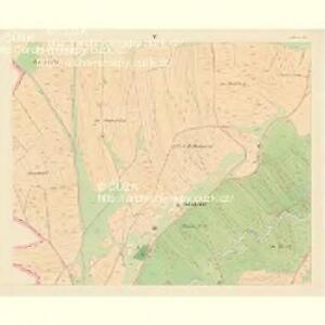 Dobrzan (Dobřany) - c1202-1-004 - Kaiserpflichtexemplar der Landkarten des stabilen Katasters