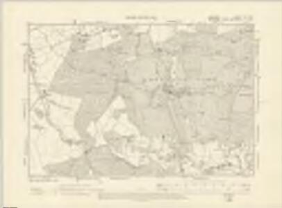 Somerset XLIII.SE - OS Six-Inch Map