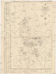 Copper mining district of Cloncurry, north western Queensland