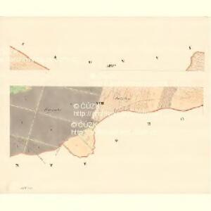 Mutienitz - m1904-1-014 - Kaiserpflichtexemplar der Landkarten des stabilen Katasters