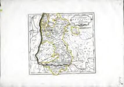 Die Landgrafschaft Breisgau mit den vier Waldstædten